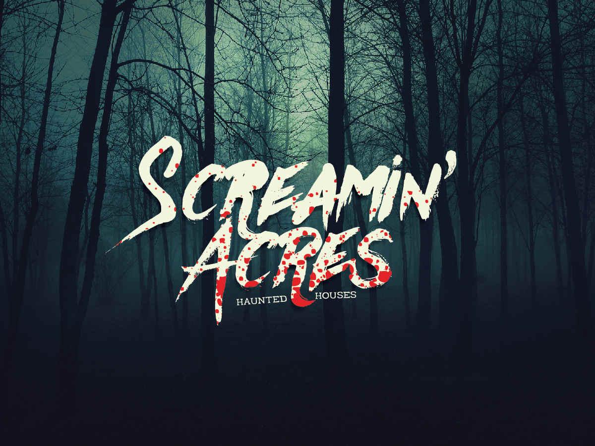 Screamin Acres Haunted Houses