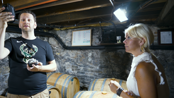 Investigate Wisconsin Tour - Captains Walk Winery