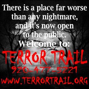 Terror Trail Banner