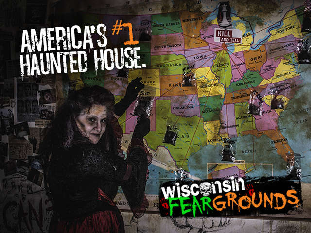 ANARCHY, presented by the Wisconsin Fear Grounds