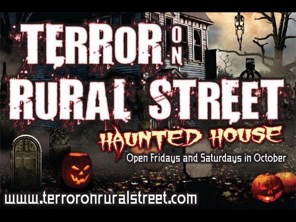 Terror on Rural Street