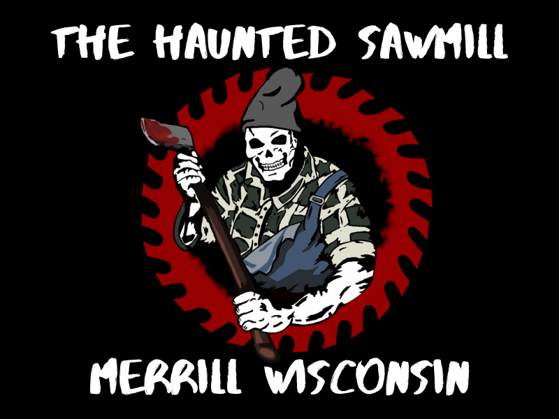 Haunted Sawmill Vincent