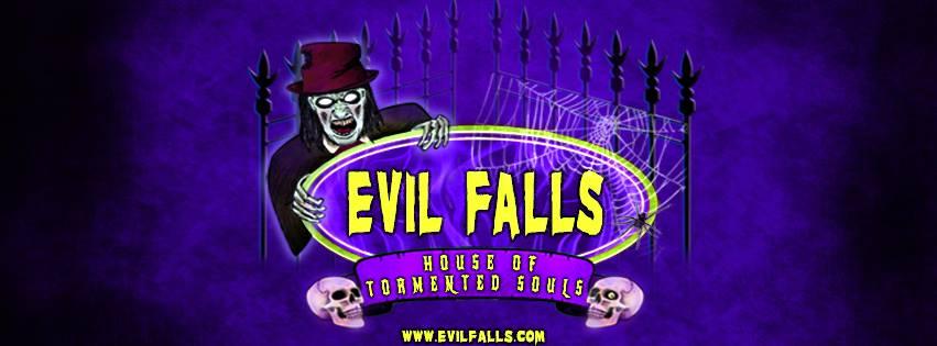 Evil Falls logo