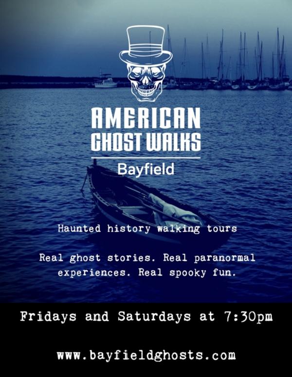 Bayfield Ghost Walk 2021